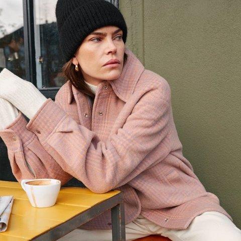 首单9折 €134收牛油果绿外套& Other Stories 早春新款大衣夹克上线 气质淑女必备