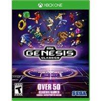 Sega 创世纪合集 Xbox One 实体版