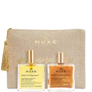 Nuxe50ml*2,超值价!万能小金油套装