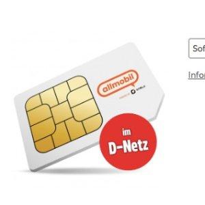 4GB LTE高速流量 每月只需7.99欧元