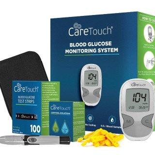$19.99 包邮Care Touch 血糖监控仪套装 销量第1