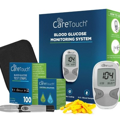$19.99 Free ShippingCare Touch Diabetes Testing Kit