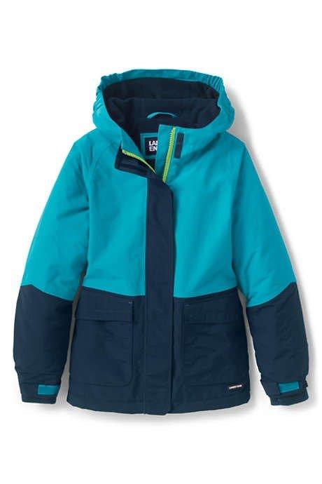 女孩 Squall 防水冬季外套