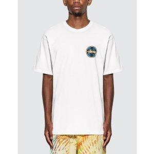 Stussy印花T恤