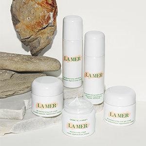 满额8.5折 收赛贝格VC粉Barneys 全场美妆护肤产品热卖 La Mer、红腰子套装参加