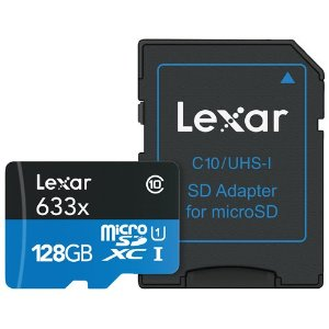 Lexar128GB 内存卡
