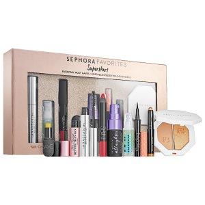 低至5折+送豪华7件大礼包Sephora Favourites 系列大降价 唇膏套装补货