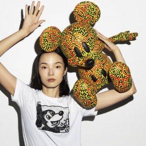 $95起 木村光希同款$695Coach Mickey Mouse X Keith Haring 年度联名系列上线