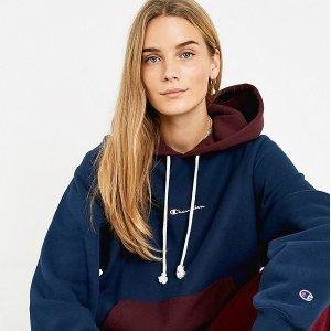 7折起 £28收粉色Champion短袖Urban Outfitters 潮衣潮包热卖 收Champion、adidas、FILA