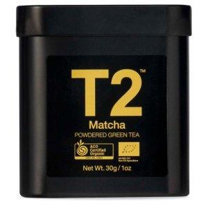 T2 tea100%认证有机抹茶粉