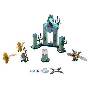 Lego满额送好礼超级英雄系列 76085 亚特兰蒂斯之战