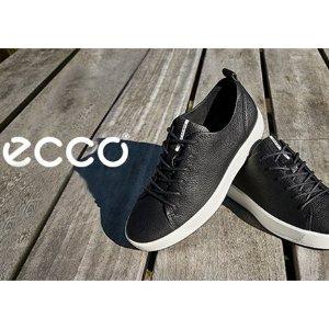 额外7折闪购:Ecco官网 特价区男女美鞋等折上折