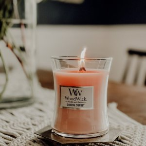 €14就收含羞草小蜡烛Woodwick、Yankee 香氛蜡烛/熏香 提升居家幸福感 持久安神