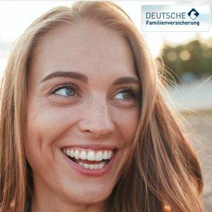 申请送15欧amazon代金券推荐DFV德国家庭保险之牙齿额外保险,每月21.5欧起
