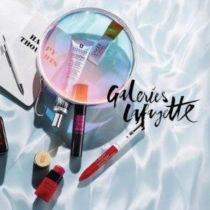 4折起 高能小棕瓶€52法国打折季2021:Galeries Lafayette 美妆大促 雅诗兰黛眼霜€37全网最低