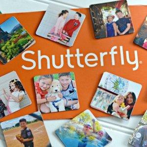 低至5折Shutterfly 官网个人定制相册、帆布挂画等礼品特卖
