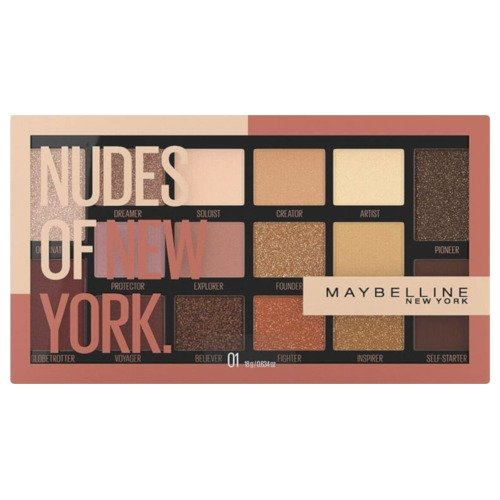 Nudes Of New York 眼影盘18g