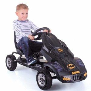 $89Hauck 蝙蝠侠儿童脚蹬卡丁车