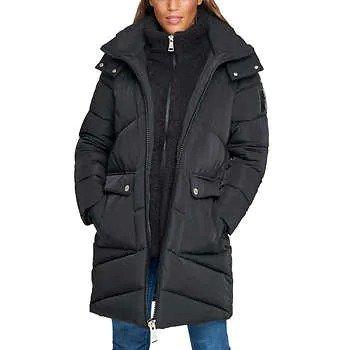 女士保暖外套