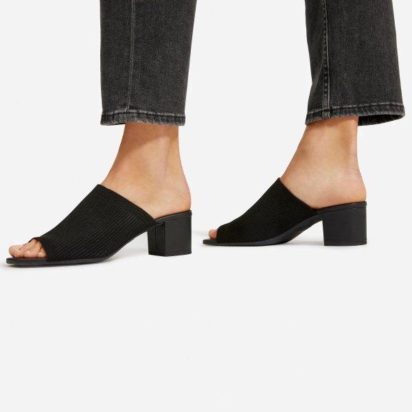 The Glove 针织穆勒鞋