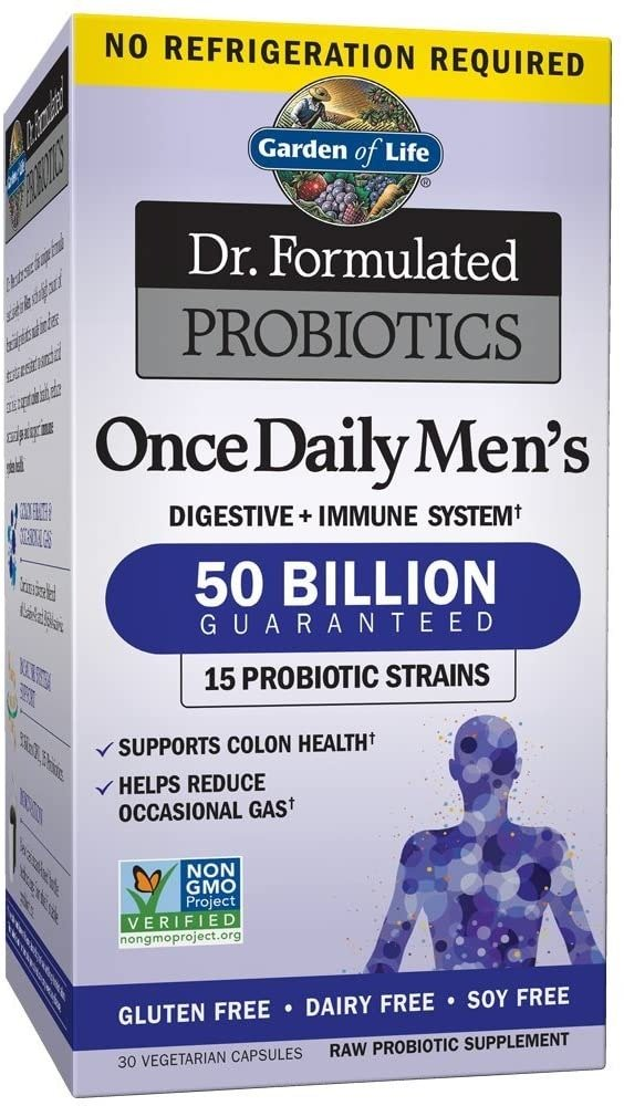 男性益生菌