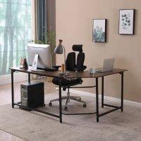 Mogadore L型书桌
