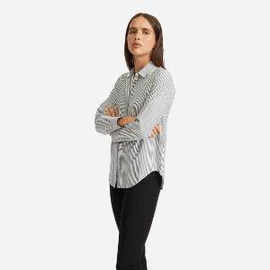 Everlane条纹衬衫