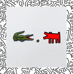 NewLacoste x Keith Haring Collaboration @Lacoste