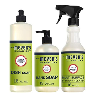 Mrs. Meyer's Clean Day 厨房清洁3件套