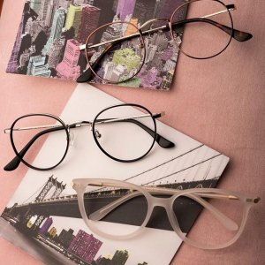 Buy One Pair, Get Second One FreeAll Frames @ EyeBuyDirect.com