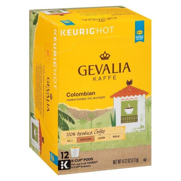 哥伦比亚咖啡胶囊 12oz