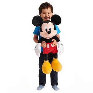 Disneybuy 1 get 1 for $5Mickey Mouse Plush - Large | shopDisney