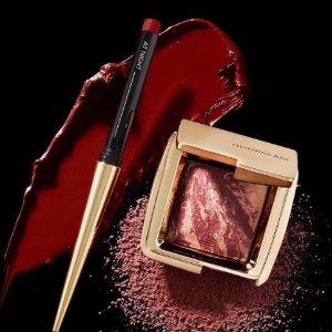 无门槛8折Hourglass官网 彩妆热卖 收烟管口红、五花肉腮红