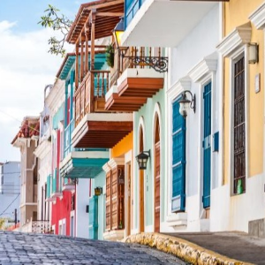 As low as $152 NonstopBoston to San Juan Roundtrip Airfare