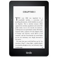 Amazon Kindle Voyage 电子阅读器
