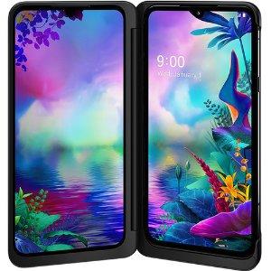 G8X ThinQ Dual Screen $674.99B&H Android Flagship Cellphone Sale