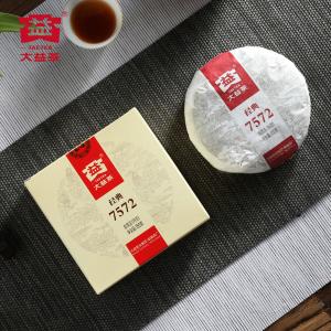 全场7折史低价:TAETEA 中华老字号 大益普洱茶春节大促销