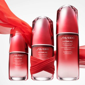 Shiseido红腰子精华