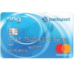 0% intro APR for 15 months on balance transfersBarclaycard Ring® Mastercard®