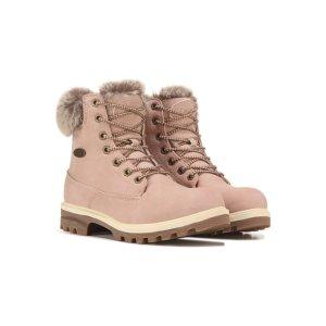 Lugz买2双享8.5折,买3双或以上享7.5折保暖靴子