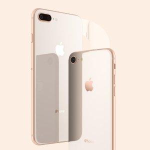 $660 (原价$835)回国可退税Apple苹果 iPhone8 多储存多色可选