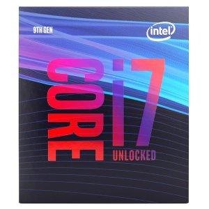 $179.99 Z390游戏UIntel Core i7-9700K 8核 睿频4.9GHz 不锁倍频 处理器
