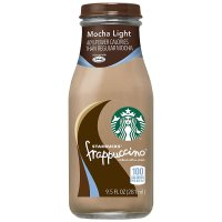 Starbucks 星冰乐Mocha Light 口味 9.5oz 15瓶