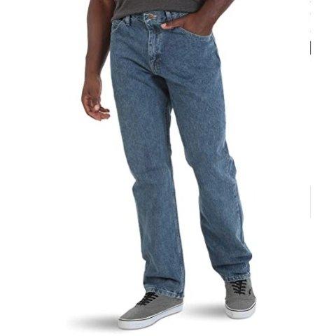 $21.99Wrangler Authentics Men's Classic 5-Pocket Relaxed Fit Cotton Jean
