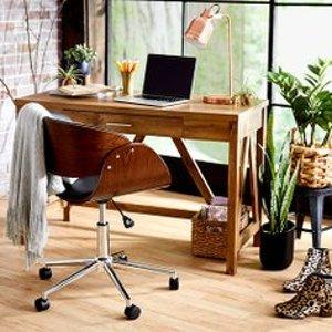 低至4折Zulily 精选在家办公必备系列家居产品热卖