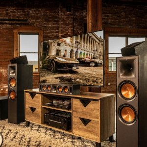 全场大部商品7.5折World Wide Stereo Klipsch杰士 75周年大促