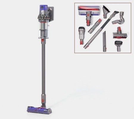 Cyclone V10 Absolute Pro Cordfree Vacuum with 9 Tools