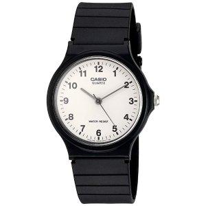 Casio复古小圆手表