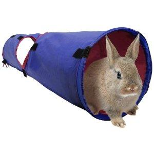 Medium $3.50 or Large $3.68Living World Hagen Pet Tunnel