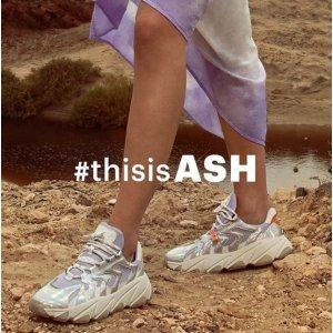 免税8折Ash 街拍利器老爹鞋新款上架 多色可选